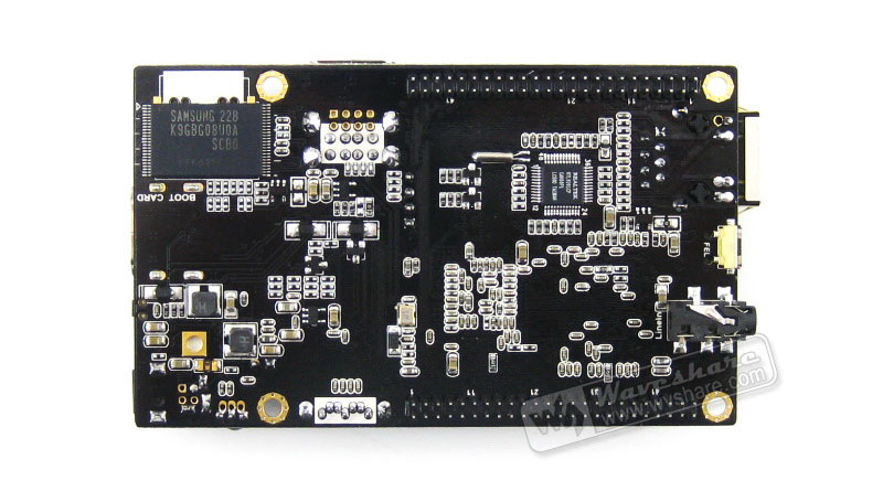 Cubieboard Cubieboard A Dual Core mini PCubieboard upgrade Version Development Board Super