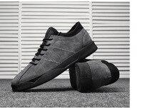 2018 г. новый тренд, модная удобная мужская обувь, весенне-осенняя мужская обувь