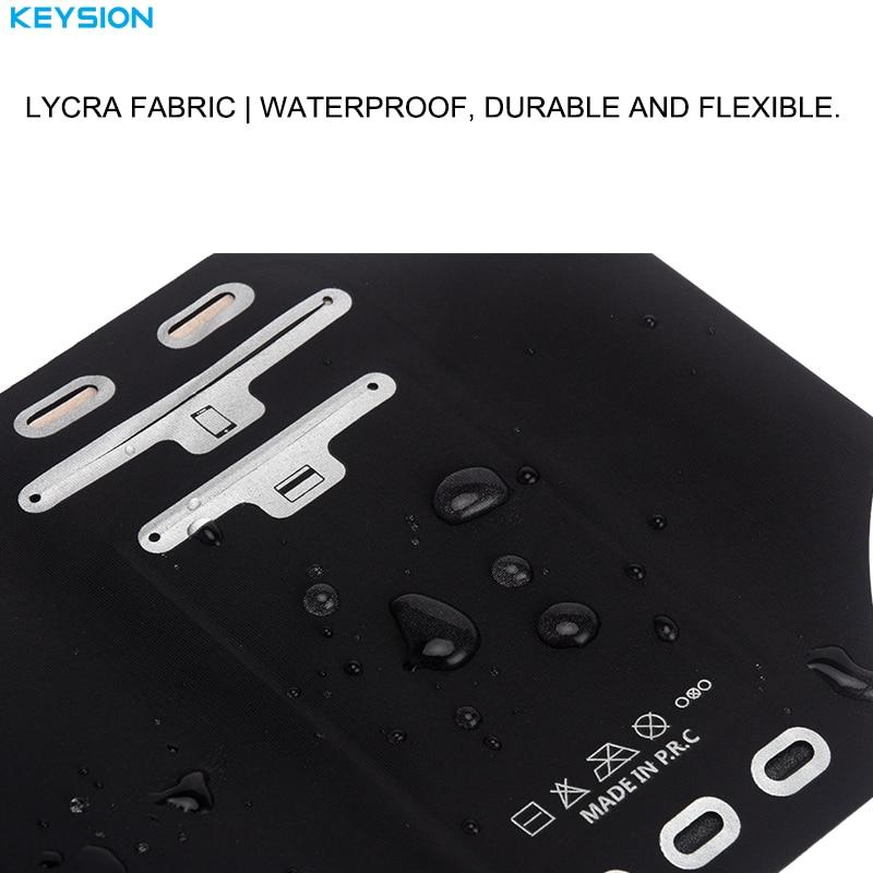Keysion Спорт Бег повязку чехол Бумажник Обложка для iPhone 6 6 S 7 Plus Samsung S7 Edge S8 Xiaomi mi6 OnePlus 5 Huawei P10