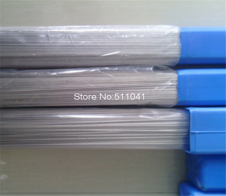 Titanium TIG 0.045 welding wire grade 2 1000mm long wire ,Paypal is available 220v digital pulse argon arc welding tig welding machine accessory wf 007 tig welding wire feeder