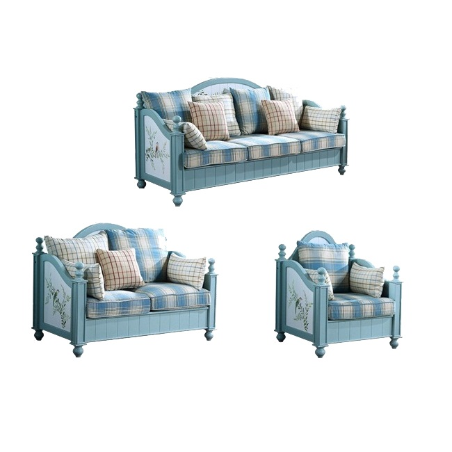 Home Furniture Wooden Living Room Sofa