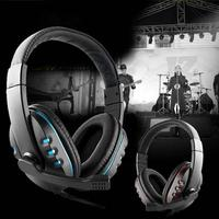 High Quality Wired Gaming Headset Stereo Headphone With Mic For PC Gamer Player Casque Audio