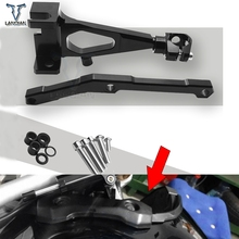 MT 09 Motorcycle CNC Adjustable Steering Stabilize Damper bracket Mount kit For YAMAHA MT-09 MT09 FZ09 FZ-09 2013 2014 2015 2016 adjustable steering stabilize damper bracket mount kit for kawasaki z1000 2014 2016 2015 t6061 t6 aluminum a set cnc fxcnc