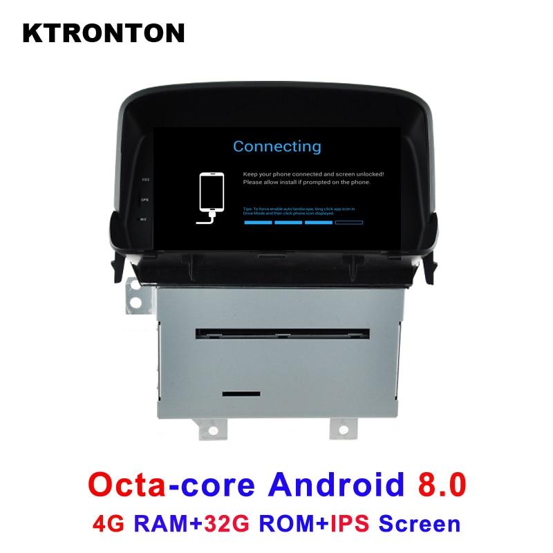 Latest 4GB RAM 32GB ROM Octa Core Android 8.0 Car DVD GPS for OPEL MOKKA with Radio BT Wifi DVR IPS Screen
