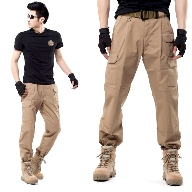Hot Sale Mens Cool Safety Army Game Outdoor Military Tactical Camping Gear Grid Pants In Hiking From Sports Entertainment On Aliexpress