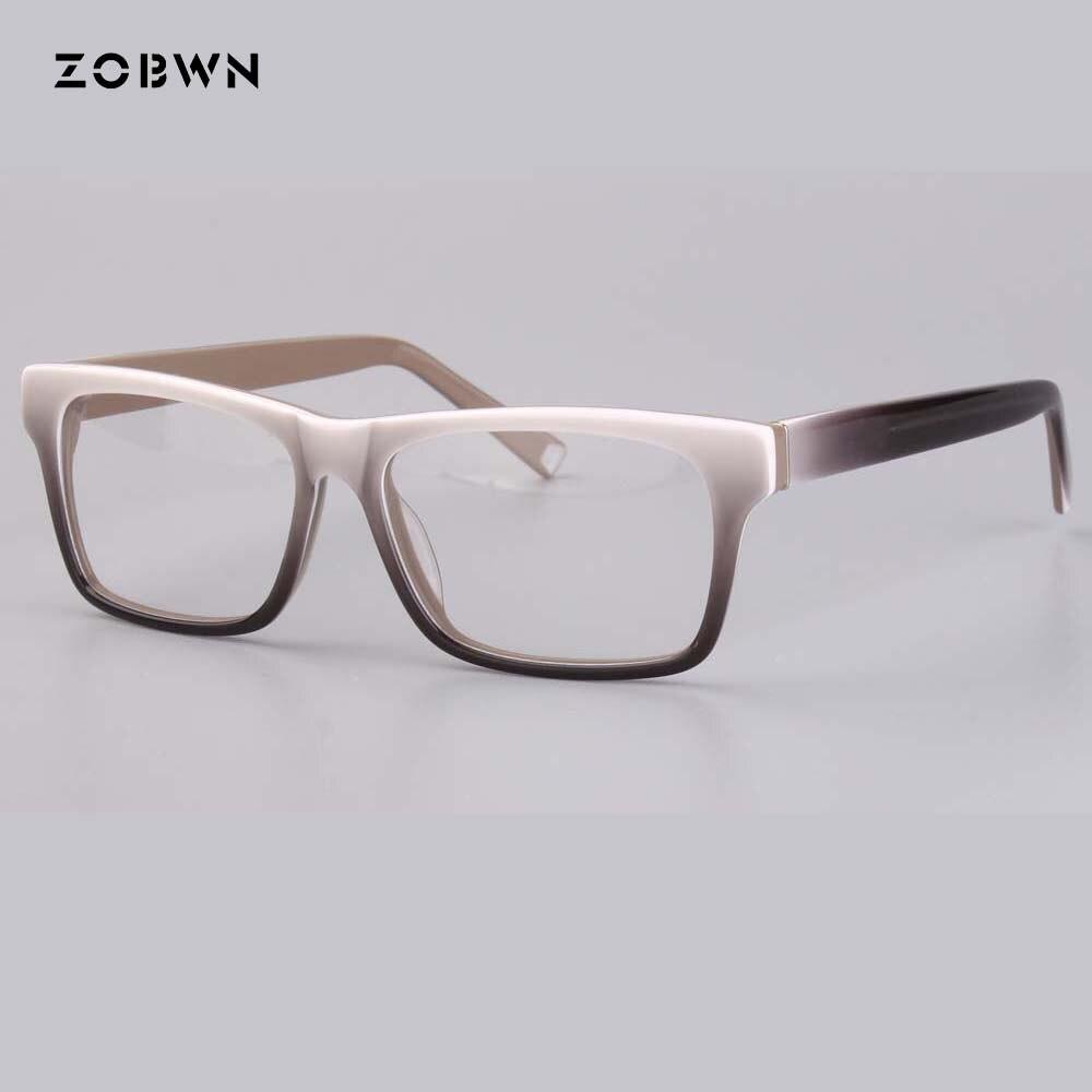 Image 5 - ZOBWN mix wholesale Vintage Brand Designer Glasses Women Frame Glasses Clear Lens Eyeglasses Frame Women oculos de grau feminino-in Women's Eyewear Frames from Apparel Accessories