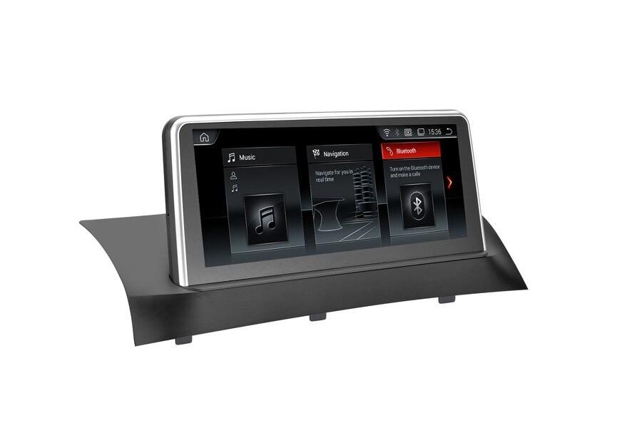 Lecteur de luxe Anti-reflet écran voiture android 9.0 pour BMW X3 F25 X4 F26 2011 Navigation voiture gps 1080P carplay MP5 multimédia