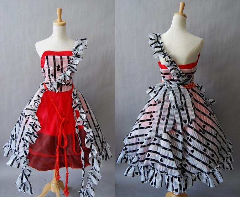 Alice In Wonderland Alice Cosplay Costume Alice Red Court Um Uniform Girls Dress Halloween Cosplay Costumes For Women