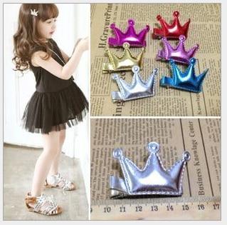 1 set Hairpin Baby Girl Hair Clip Bow Flower Mini Barrettes Star Kids Infant JD