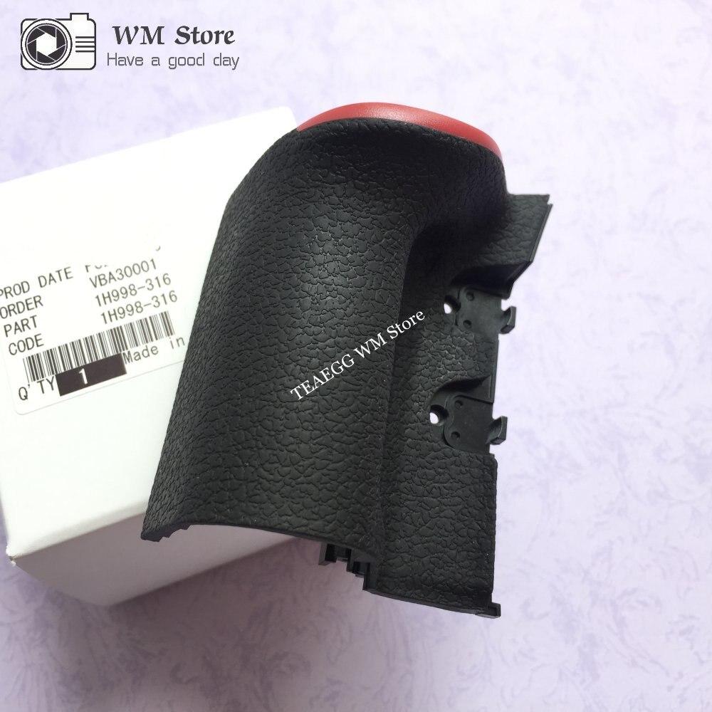 NEW For Nikon D800 D800E Front Grip Rubber Cover 1H998 316 Camera Repair Spare Part Unit