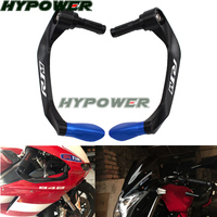 Universal 7/8 22mm Motorcycle Handlebar Brake Clutch Levers Protector Guard For YAMAHA R1 YZF R1 R1M 2015 2016 2017 2018