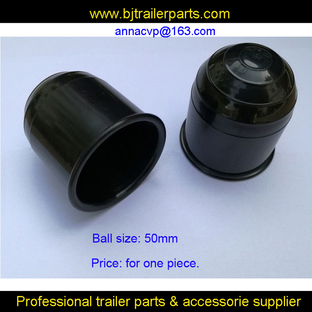 Trailer Hitch Ball Sizes >> 500pcs Ball Size 50mm Trailer Hitch Ball Cover Cap Plastic Towball