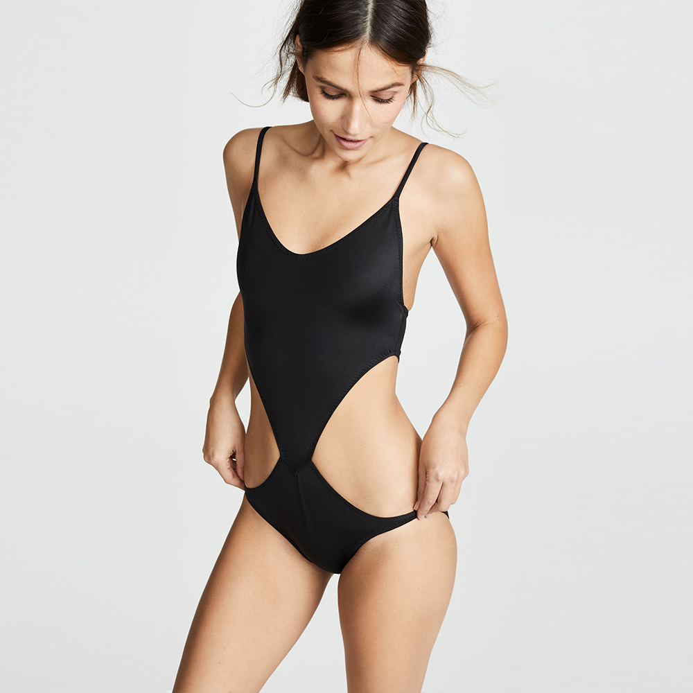 Yoga One Piece One Piece Bikini Swimsuit for Women Sexy Swimsuit Monokini Swimwear Sexy One Piece Swim Suits Bathing Suit Women in Body Suits from Sports Entertainment