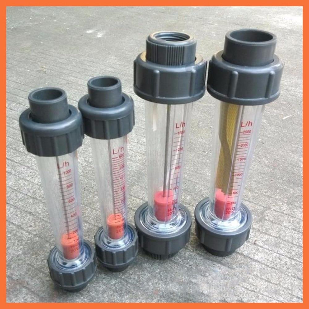 LZS-50(0.4-4m3/h) plastic tube type series rotameter flow meterTools Measurement Analysis Flow Measuring Instruments FlowMetersLZS-50(0.4-4m3/h) plastic tube type series rotameter flow meterTools Measurement Analysis Flow Measuring Instruments FlowMeters