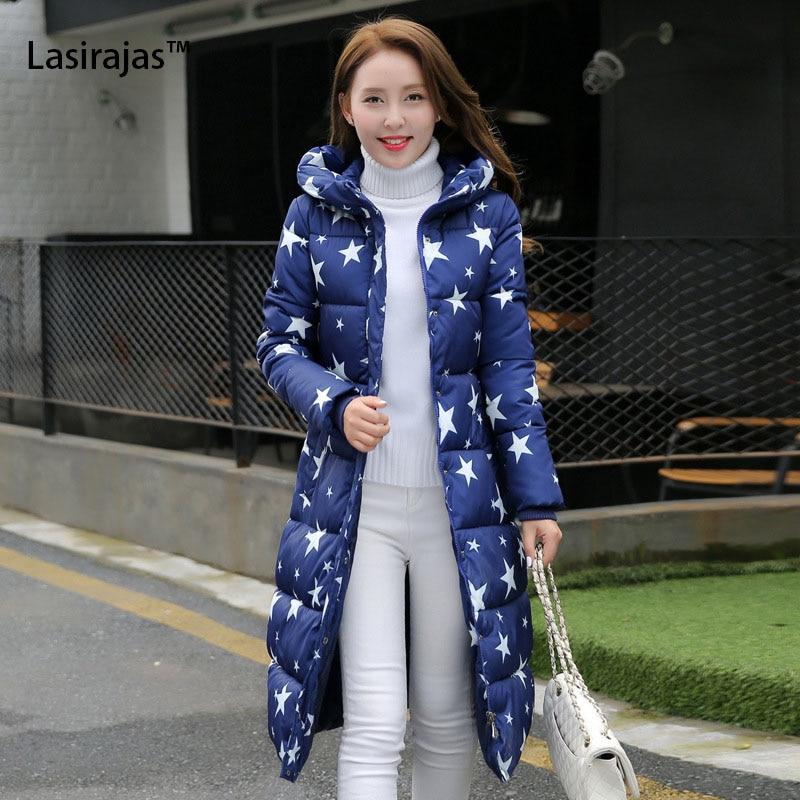 ФОТО 2016 Wadded Cotton Coat Female New Women's Winter Jacket Hooded Padded Jacket Slim Parkas Korean Version Outerwear Coat