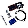Eco-worthy 40 unids 78x52mm célula solar células 0.68wp tab alambre de bus, de la pluma de flujo, j-box, cable diy panel solar
