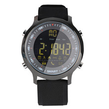 New EX18 Smart Watch Activity Tracker Bluetooth 4.0 Waterproof Pedometer Professional Diving Sports Smart Watch for Android IOS
