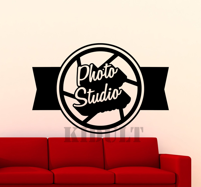 Creative design studio logo home home decor wall stickers for Home decor logo 99design
