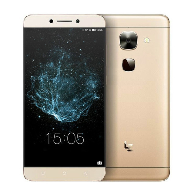 "Original letv leeco le max 2x820 4g lte teléfono móvil 6 GB RAM 64 GB ROM Snapdragon 820 Quad Core 5.7 ""Cámara 21.0MP Smartphone"