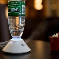 Portable Water Bottle Electric Desktop Humidifier Home Air Humidifier USB Mini DIY Essential Oil Car Air