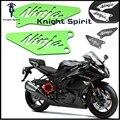 For KAWASAKI ZX6R ZX-6R NINJA 2009 2010 2011 2012 2013 2014 Foot Peg Heel Plates Guard Protector Motorcycle Accessories