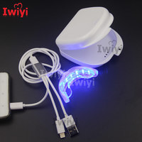 16 LED In Box For Aiding Teeth Whitening Gel Strips Pen To Get Better Effect Tooth
