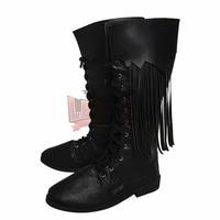 Cosplay legend Final Fantasy XV FF15 Noctis Lucis Caelum cosplay shoes Custom made