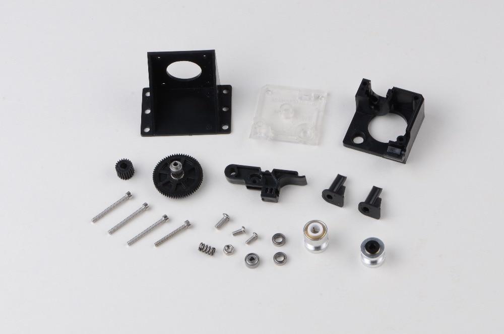Reprap 3D printer 1 75mm 3mm TITAN extruder for 3D printer reprap MK8 J head bowden