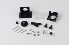 Reprap 3D принтер 1.75 мм/3 мм TITAN экструдер для 3d-принтер reprap MK8 j-глава боуден
