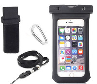 Touch Screen Hook Loop Belt Clip Arm Band Mobile Phone Swimming Case Pouch For Galaxy A7