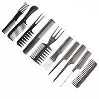 100bag Professional Hair Combs Kits Salon Barber Comb Brushes Antistatic Hairbrush Hair Care Styling Tools Set kit for Hair Salo