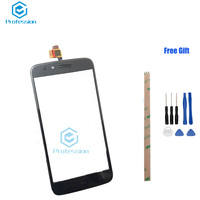 For Original Homtom Ht50 TP Touch Panel Perfect Repair Parts Touch Screen Tools Adhesive In Stock