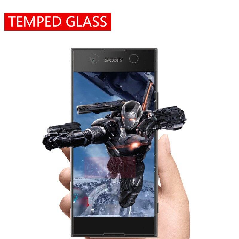 ON SALE 2 5D 0 26mm 9H Premium Tempered Glass Screen Protector For Sony Xperia XA XA2 XA1 ULTRA XZ2 X compact Z1 Z2 Z3 Z4 Z5 M5 in Phone Screen Protectors from Cellphones Telecommunications