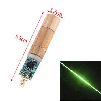 Dot Rays Laser Module Scanner Green Module 532nm 30 ~ 50mW Point Shape Green Laser Module Laser Diode Light