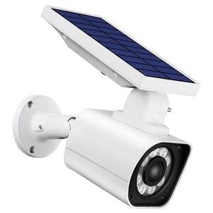 Image 2 - Luces farola Solar Led con Sensor de movimiento PIR para exteriores, impermeables, Ip66, control preventivo, antirrobo, Lámparas de jardín Solar, novedad