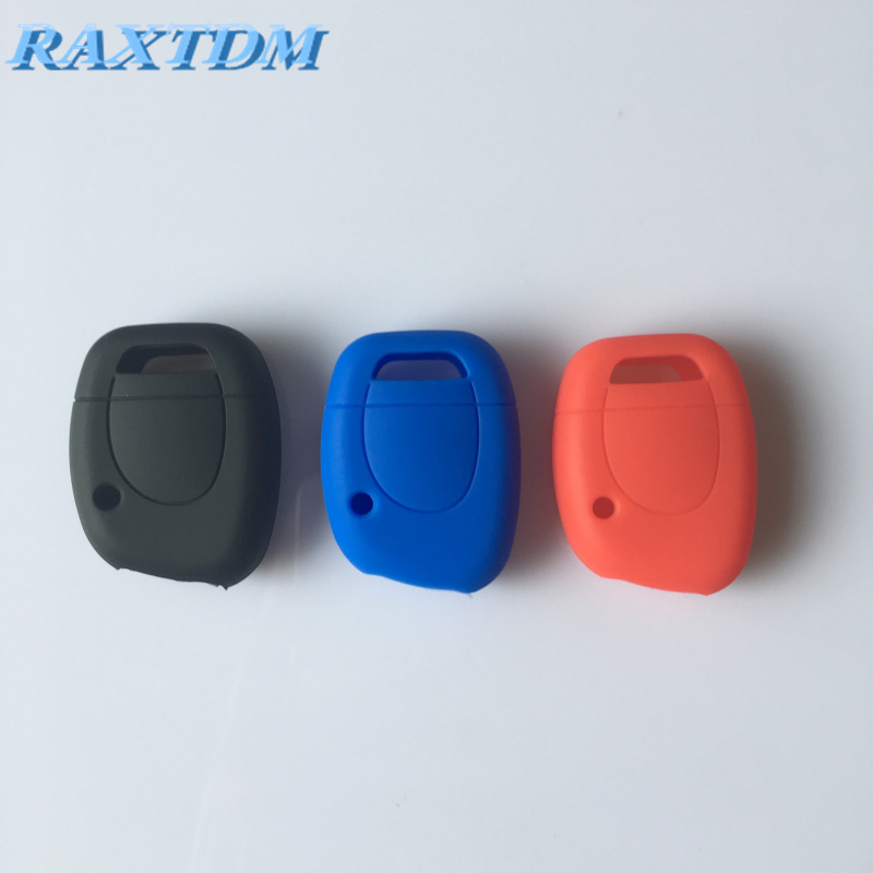 1pcs of New Replacement Silicone car key cover case for Renault Clio Kangoo Master 1 button Smart Silicone Key cover case1pcs of New Replacement Silicone car key cover case for Renault Clio Kangoo Master 1 button Smart Silicone Key cover case