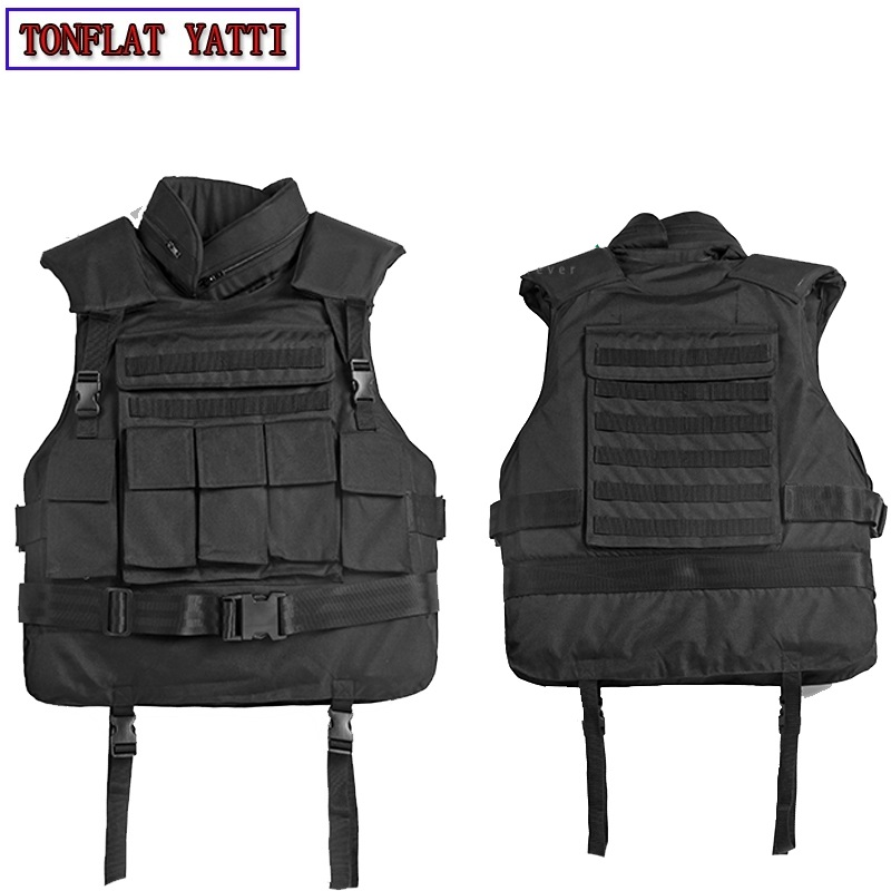 Floating Aramid Bullet Proof Military Tactical Vest NIJ IIIA Bulletproof Waterproof And Flame Retardant 600D Oxford Army Vest bulletproof vest military tactical army concealable bullet proof bullet proof vest chaleco antibalas low profile body armor