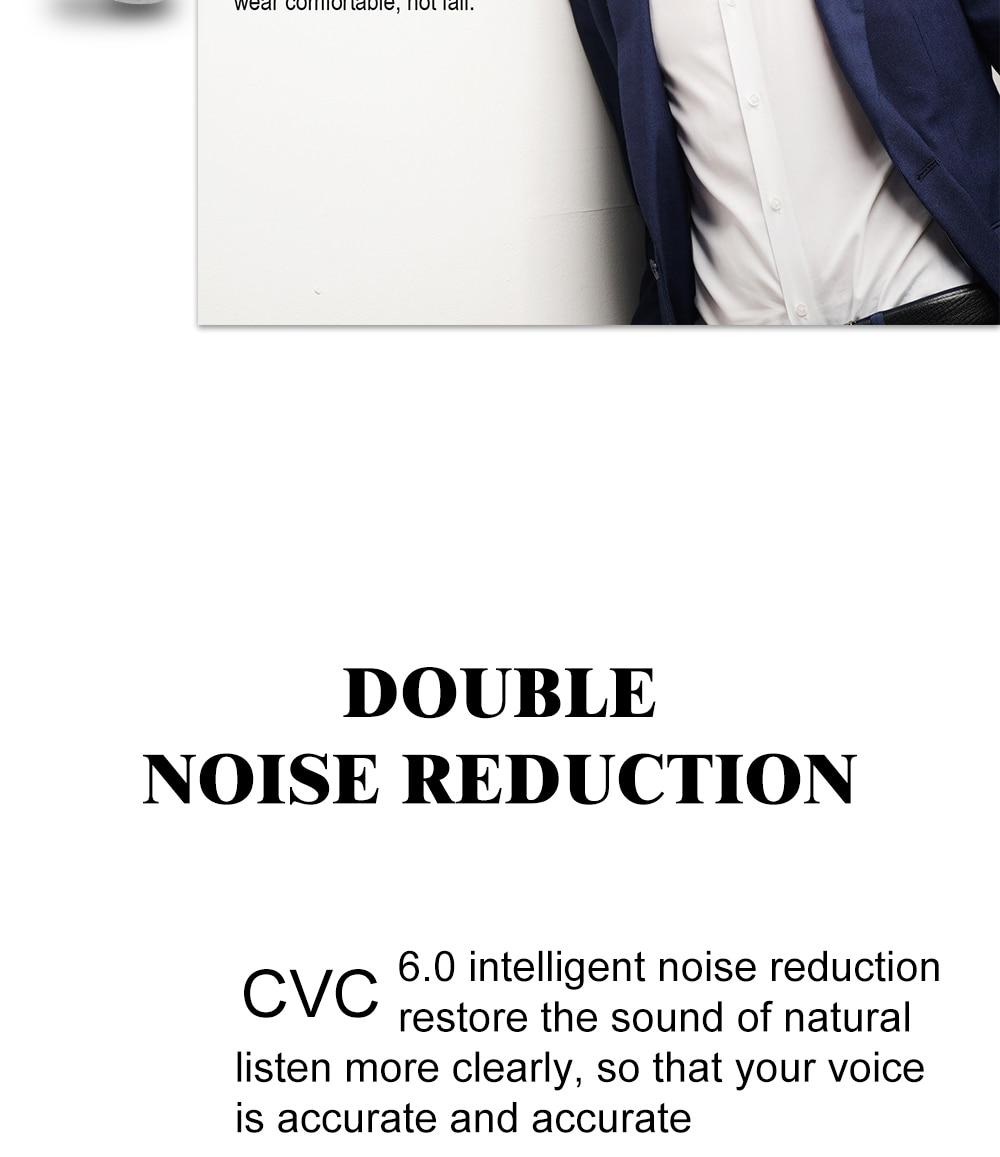 YODELI i7 Bluetooth Earphone Mini Wireless Headset In Ear Phone Buds Headphone for iPhone X 7 plus Samsung Xiaomi LG (4)