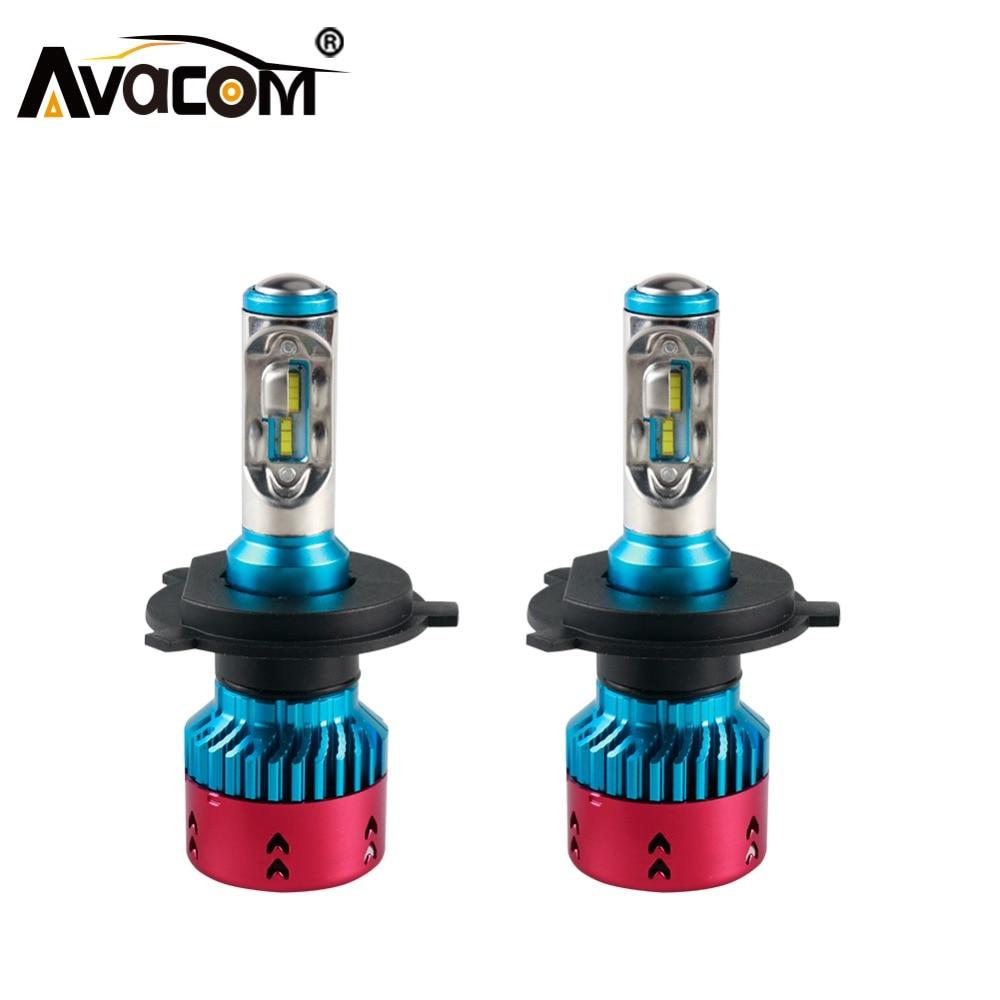 H15 LED Auto Bulb H7 H4 H11 16000Lm 12V ZES Chip 9005/HB3 9006/HB4 H8 HIR2 70W 6500K 24V Car LED Light For Toyota Ford Focus