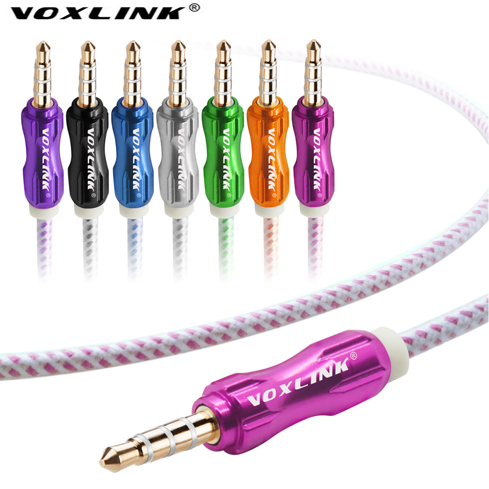 Voxlink 3 5mm Jack Audio Cable 3 5mm Male To Male