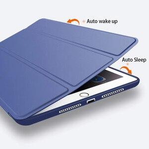 Image 2 - עבור iPad 10.2 מקרה 2020 אוויר 4 10.9 מקרה עבור iPad 9.7 2017 2018 מיני 5 2019 אוויר 3 10.5 פרו 11 מקרה 5 6th 8th 7th דור Funda