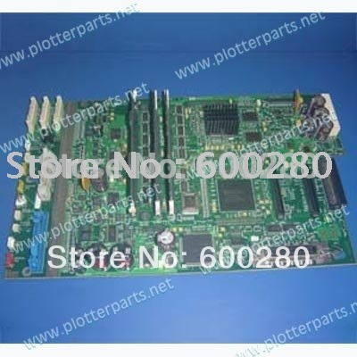Main logic PC board for HP DesignJet 5500 5100 Q1251-69269 Q1251-69030 C6090-60012 Q1251-60269 used бытовая техника