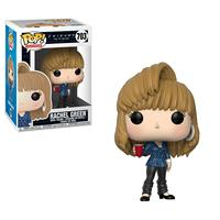 Official Funko pop Television: Friends 80's Hair Rachel Green Vinyl Action Figure Collectible Model Toy with Original Box