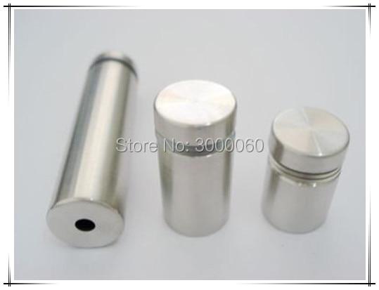 16mm diameter stainless steel advertising decorative screws 20pcslot - Decorative Screws