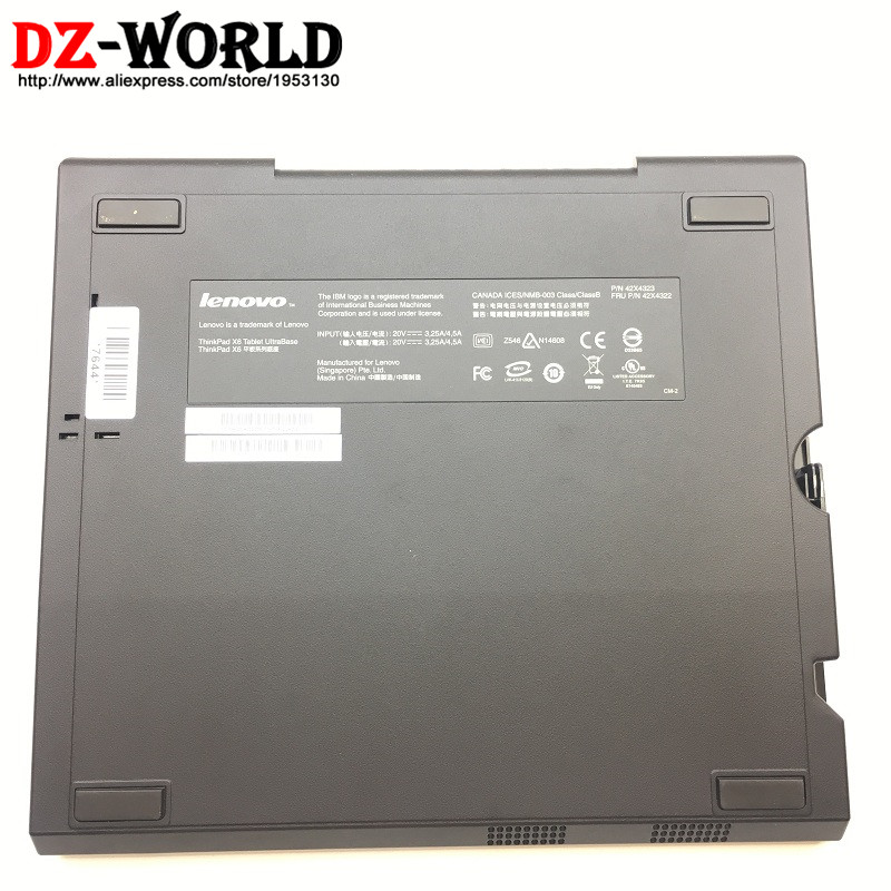 US $24 79 |New Original for Lenovo ThinkPad X60T (X60 Tablet) X61T (X61  Tablet) Docking Station 42X4322 41W6721 42X4323-in Laptop LCD Screen from