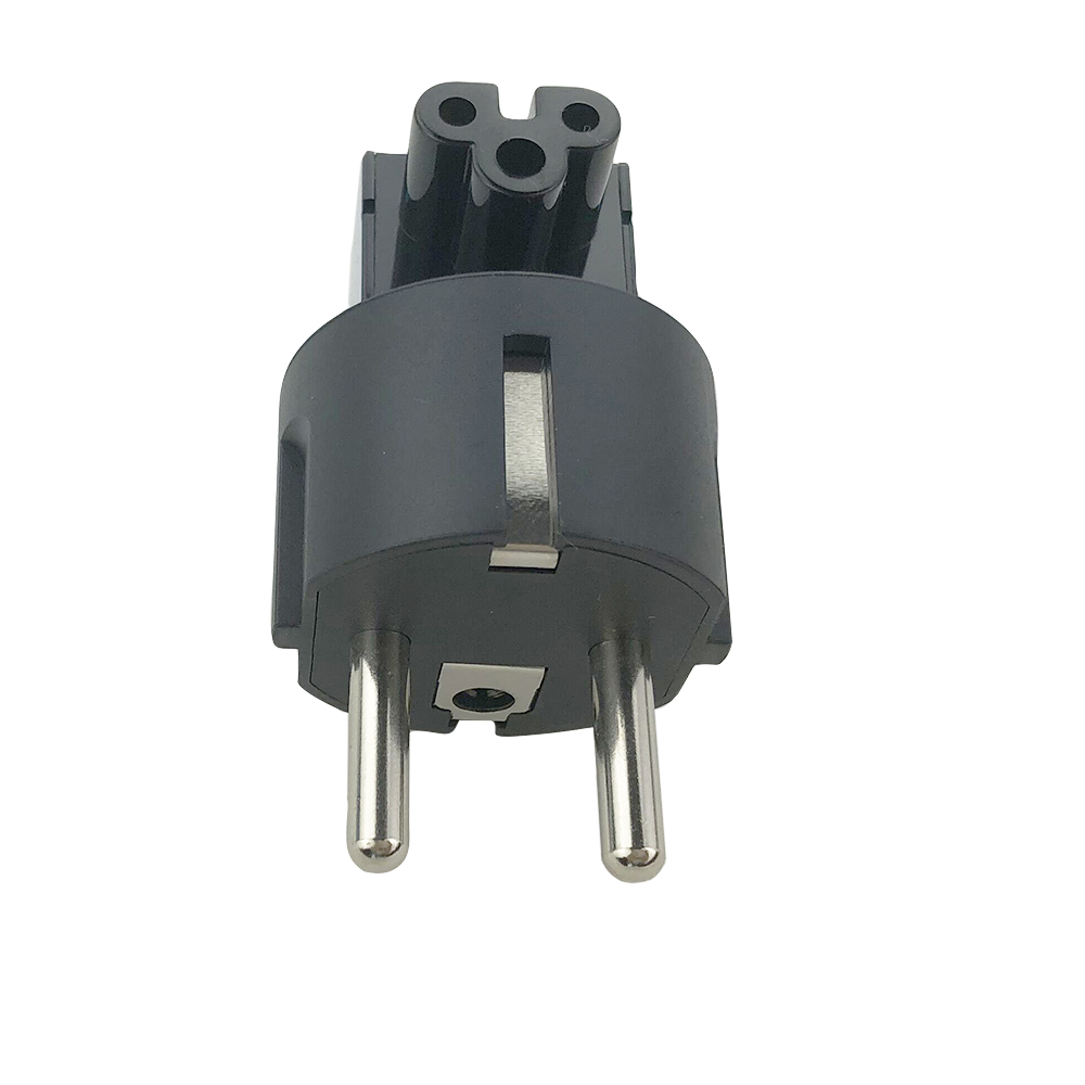 Image 2 - For HP Duckhead power plug adapter ASSY C5 3 pin Duckhead Korea EU 846250 009-in Computer Cables & Connectors from Computer & Office