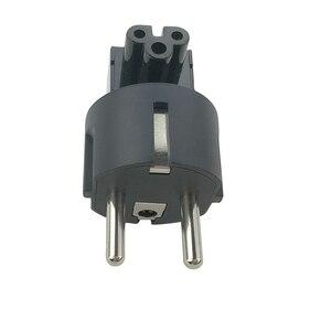 Image 2 - Para hp duckhead adaptador de tomada de alimentação assy c5 3 pinos duckhead coreia ue 846250 009
