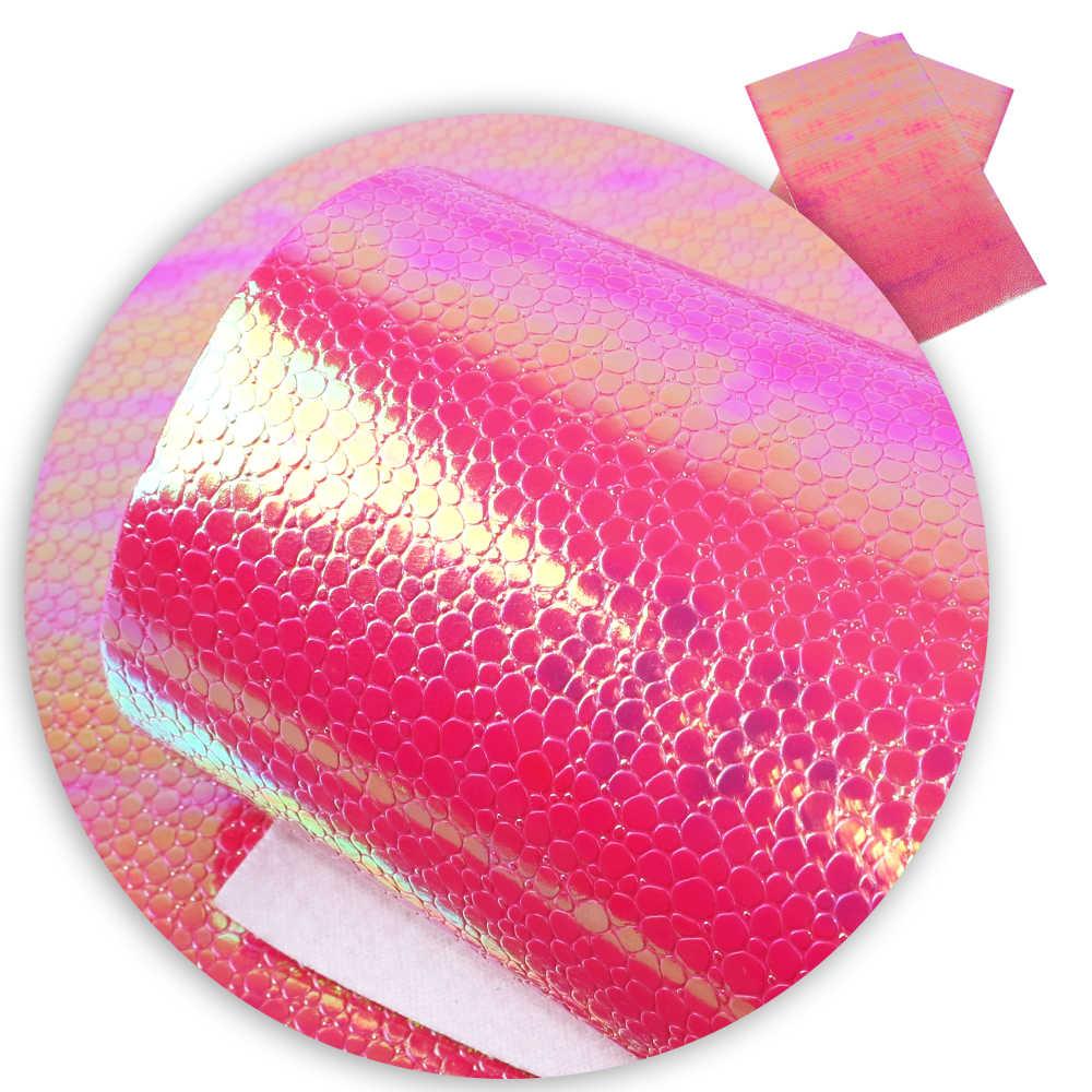 David acessórios 20*34 cm dot faux couro Sintético artificial tecido arco de cabelo diy decoração artesanato 1 peça, 1Yc4859
