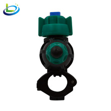 LiXing Garden Sprinkler Irrigation Spray Nozzles Connect Water Pipe Detachable Mist Sprayer