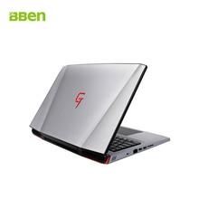 laptop computer 6G GTX 1060 FHD 1920X1080 IPS DDR4 16GB/256GB SSD+1TB HDD intel i7 7700HQ backlit keyboard wifi windows10